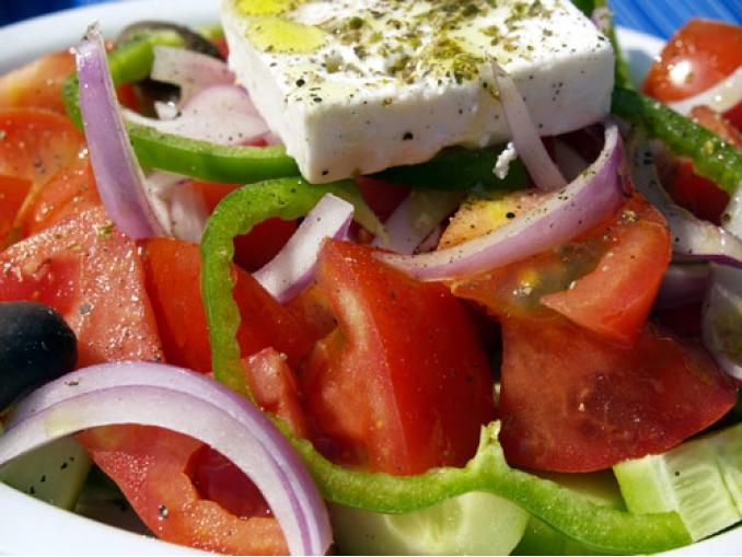 Какви салати похапва Българина