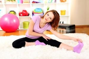 фитнес у дома
