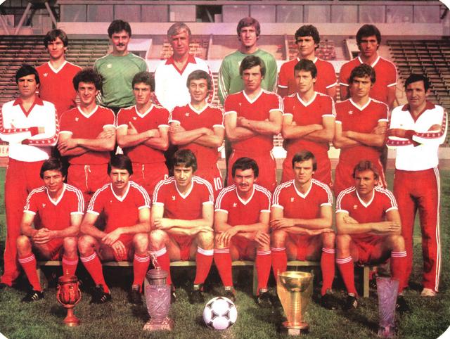 34 години от победата на ЦСКА над Ливърпул