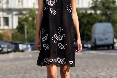 Разведи жената с рокля из България.