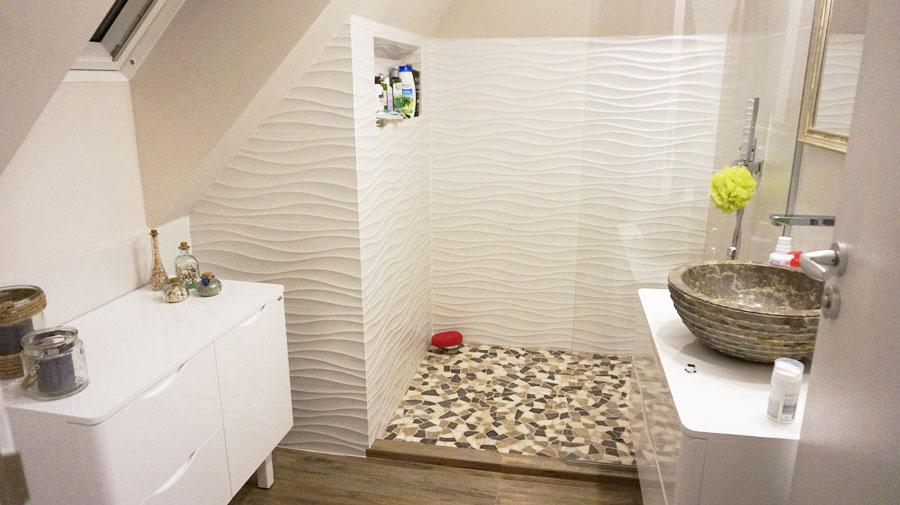 Различните стилове в интериора на банята