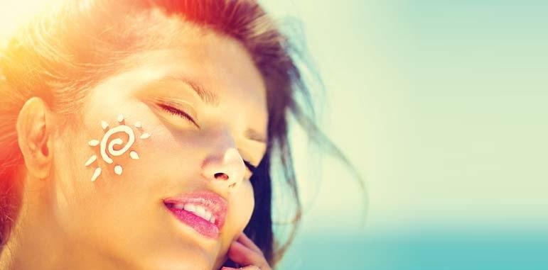 Лятна грижа за кожата